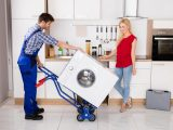 umzug mit waschmaschine