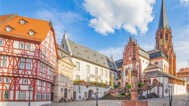 Strompreise Aschaffenburg