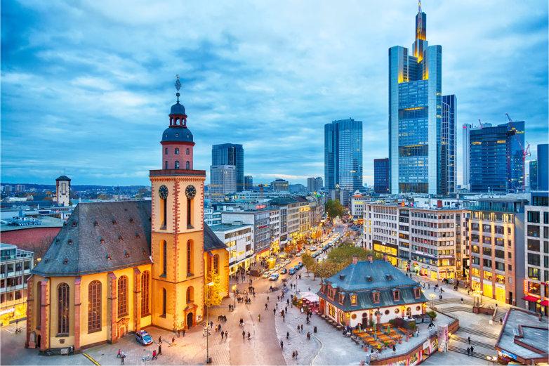 Strompreise Frankfurt am Main